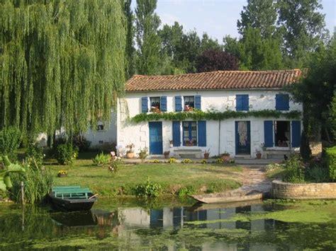 la maison bleue coulon galerie de photos poitou charentes voyage bons plans photo