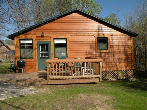 Minnesota Cabin Rentals by Northern Lights Resort Outfitting Caribou Cabin