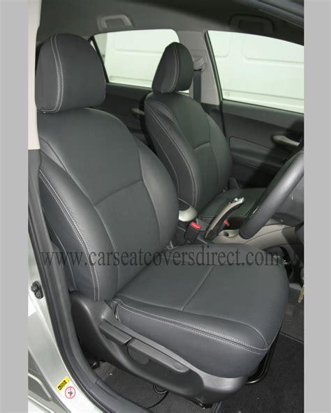 toyota auris leather car seat retrim