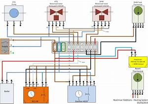 Danfoss Zone Valve Wiring Diagram