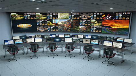 Control Room Furniture  Dispatch Console  Control Room
