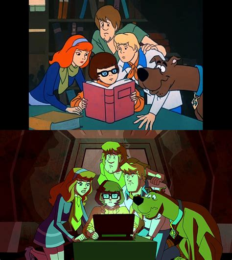 Where Are You Meme Where Are You Vs Mystery Incorporated Scooby Doo