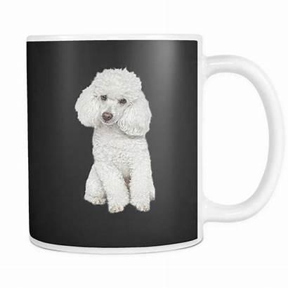 Poodle Coffee Mugs Cups Dog Teeamazing
