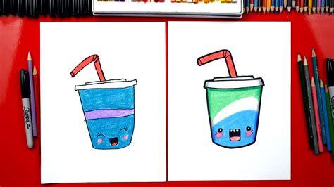 draw  funny soda art  kids hub