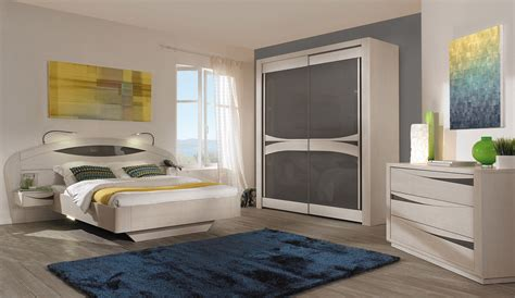 model chambre a coucher meuble chambre a coucher adulte