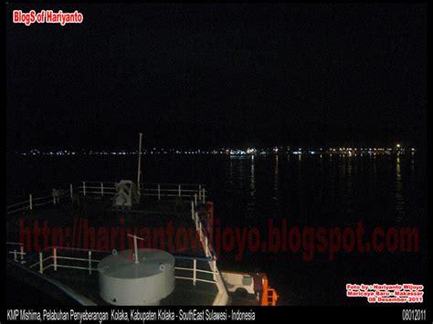 Ferry Hariyanto by Day Makassar Pomalaa Across The Sea Blogs Of