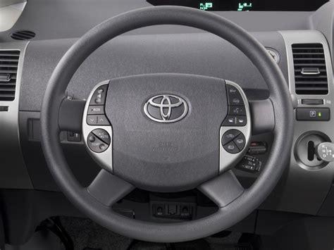 Toyota Steering Wheel by Image 2008 Toyota Prius 5dr Hb Base Natl Steering Wheel