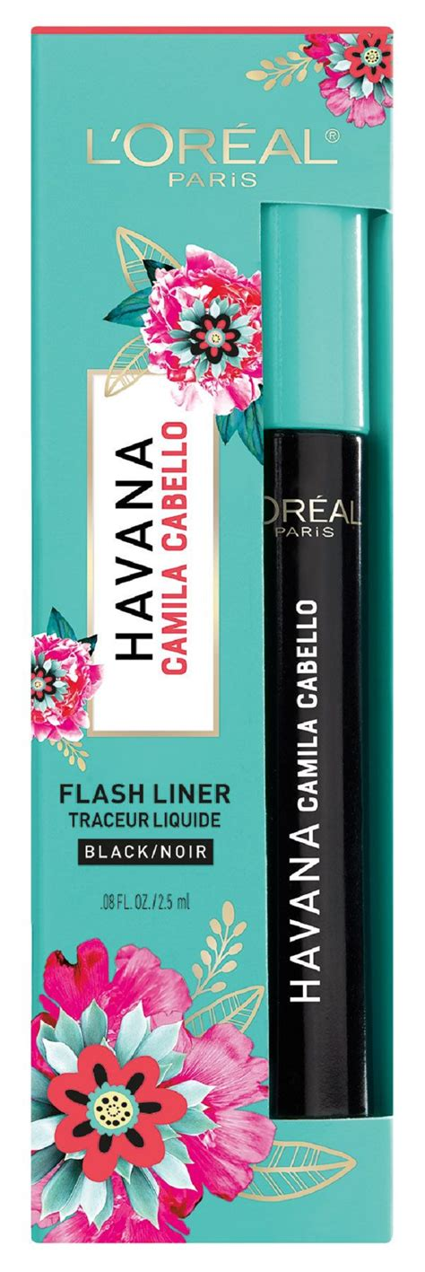 Camila Cabello Oreal Paris Havana Makeup Line