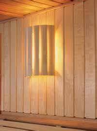 Massivholz Sauna Selbstbau : sauna lampenschirm wand saunalampe lampenfassung ~ Whattoseeinmadrid.com Haus und Dekorationen