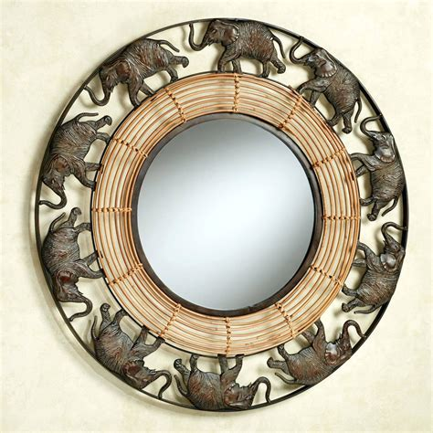 Eastwind gifts 10017056 heirloom round wall mirror. Top 15 of Large Round Metal Mirrors