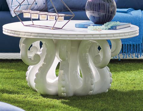 Octopus Coffee Table  The Green Head