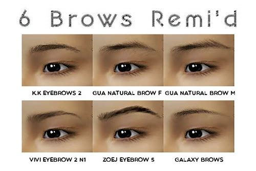 sims 2 download eyebrows