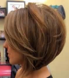 A Line Bob Haircuts for Women