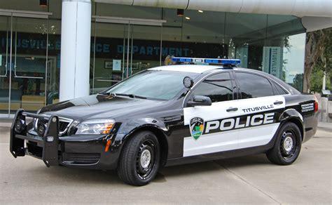 bureau interim the city of titusville florida patrol cars get