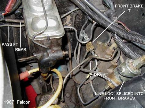 Network Wiring Diagram 1963 Fairlane by 332 428 Ford Fe Engine Forum O T Line Lock Won T Hold