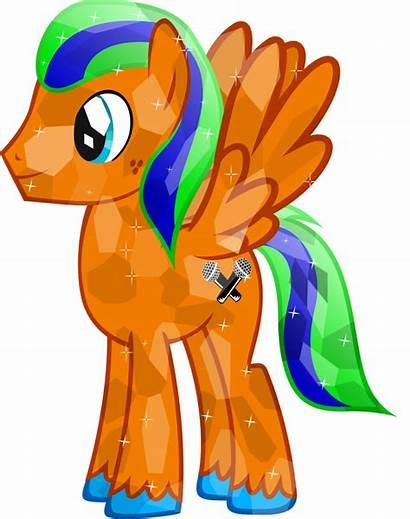 Pony Crystal Ponies Friendship Magic Mlp Fanpop