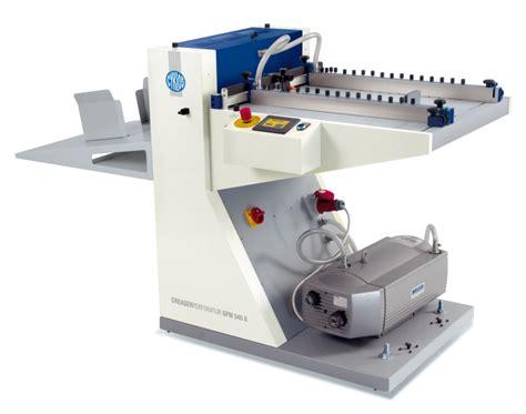 cyklos gpm  sa creasing perforating machine