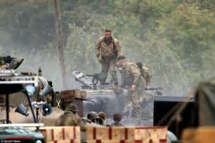 Brad Pitt Tank Movie