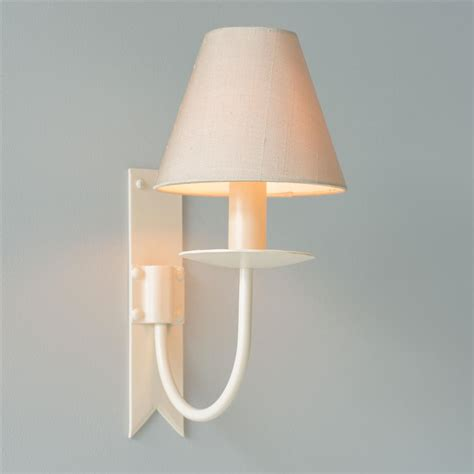 ivory single cottage wall light traditional wall