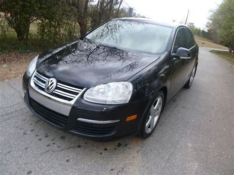 Sell Used 2008 Vw Volkswagen Jetta 2.5l Sel In Anderson