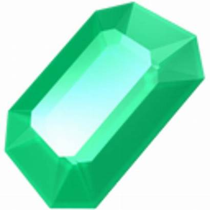 Emerald Clipart Gem Jewel Icon Stone Gemstone