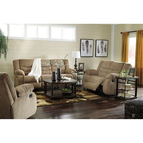 Furniture Row Living Room Groups by Signature Design By Tulen Reclining Living Room