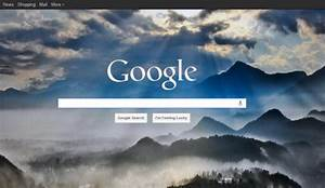 how to set wallpaper on google homepage 221683020 ...