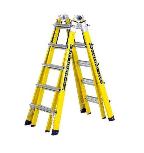 fiberglass ladder 10722 10722lg type 1a 300 pound duty rating