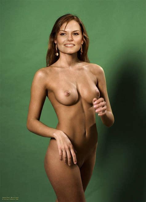 Jennifer Morrison Fake Collection Celebrity Porn Photo