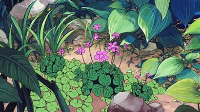 Anime Gifs Cave Aesthetic Plant Mother Tree