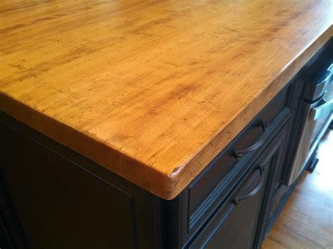 Distressed Wood Countertops   J. Aaron