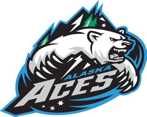 Alaska Aces Primary Logo