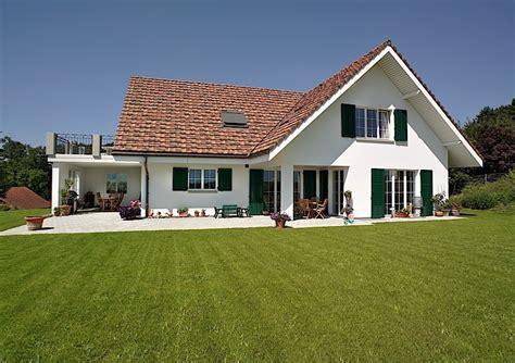 Einfamilien Haus by Einfamilienhaus Hmk Fenster Technik Ag