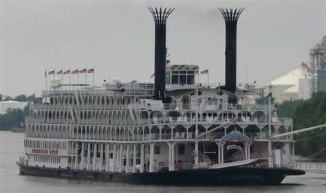 Steamboat Uk by American Steamboat Company S Uk Says