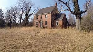 ABANDONED PLACES Brick Farm House In Virginia YouTube