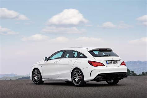 2017 Mercedes-Benz CLA & CLA Shooting Brake Priced in ...