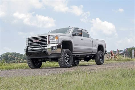 suspension lift kit    chevy gmc wdwd  hd pickup  rough country