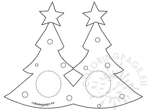 Christmas Tree Stencil Template