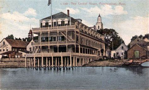 penny postcards  barnstable county massachusetts
