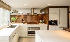 Credence Cuisine Moderne : 1001 conseils et id es pour am nager une cuisine moderne ~ Dallasstarsshop.com Idées de Décoration