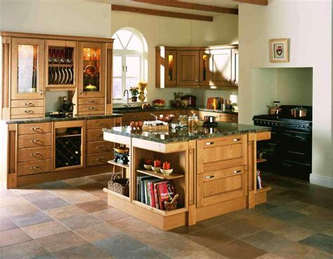 Country Kitchen Floor Tiles  Deductourcom