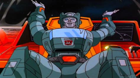 Transformers G1 The Movie Kup And The Dinobots