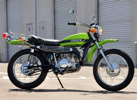 Suzuki Ts250 For Sale by Restored Suzuki Ts250 1971 Photographs At Classic Bikes