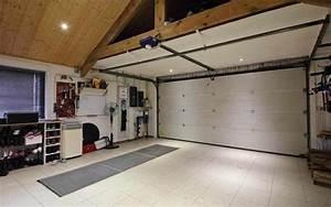 Rangement Plafond Garage : rangement garage galerie de photos de ranger son garage design de maison moderne ~ Melissatoandfro.com Idées de Décoration