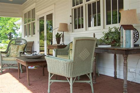 Country Front Porch Decorating Ideas Elitflat