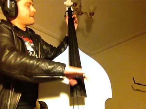 Fun With Thomann Rockabilly Double Bass, Gutalike