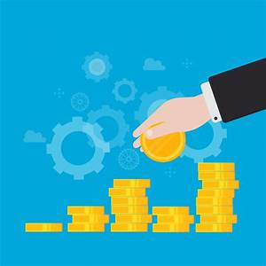 Online Business Budget Financial Investments Financial Growth Revenue Increase