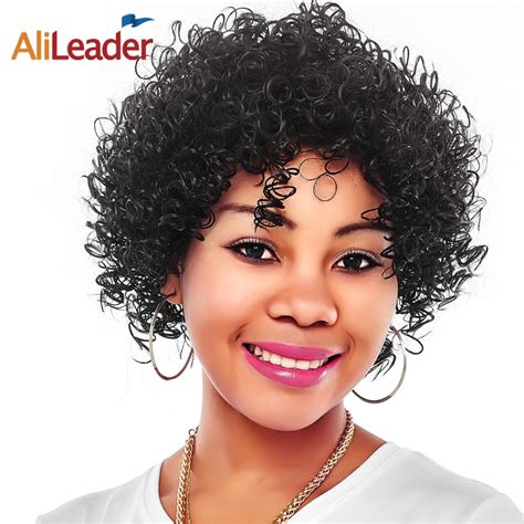 Curly Afro Hairstyle Promotion Shop For Promotional Curly