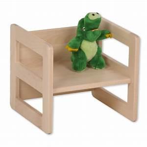 Tisch Aus Holz : wendehocker mitwachsend tisch aus holz kinderhocker kinder stuhl ~ Watch28wear.com Haus und Dekorationen