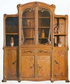 Art Nouveau Mobilier : 22 meilleures images du tableau mobilier art nouveau art ~ Melissatoandfro.com Idées de Décoration